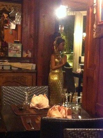 Restaurant Le Mai Thai : intérieur Resto