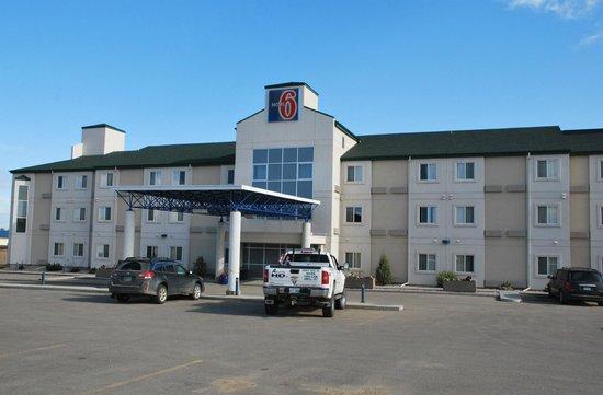 Motel 6 Stony Plain, AB: Motel 6 Stony Plain