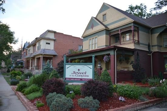 Foto de Jewel of the Canyons Bed and Breakfast