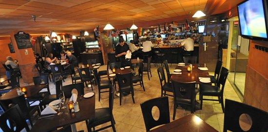 Il Cavaliere: restaurant and bar scene
