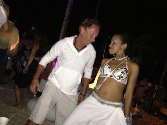Paradisus Punta Cana Resort: Edrey and Michael