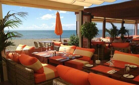 Beach Restaurants San Pedro Alcantara