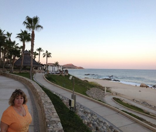 pathway to the beach picture of hilton los cabos beach golf rh tripadvisor com