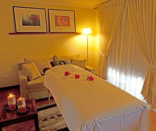 Hotel Boutique Confort Suites: Masajes en la habitación