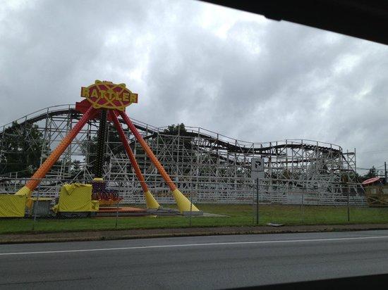 Camden Park: Roller Coaster