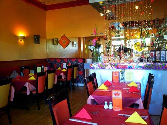 Karen Wong Restaurant Edinburgh