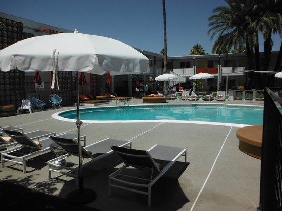 El Dorado Scottsdale: Pool Area - Very Relaxing