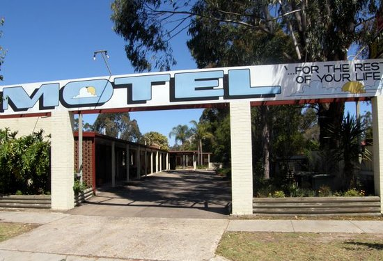 Cann River, Australia: Cann Valley Motel