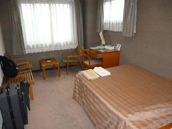 Inasayama Kanko Hotel: 部屋内部
