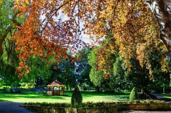 Hyde Park Perth
