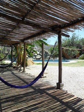 Hotel Huayapam Yuu Spa: Alberca