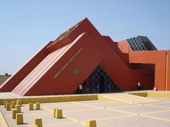 Museo Tumbas Reales del Señor de Sipán: .