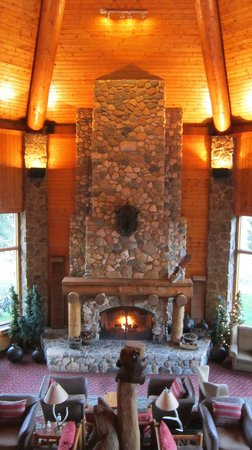 Spearfish Canyon Lodge: Lobby