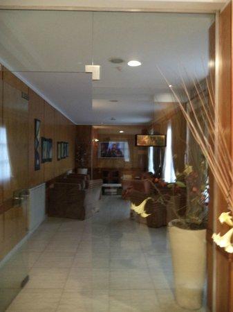 Los Cocos, Argentina: Sala de TV