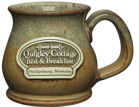 Quigley Cottage Bed & Breakfast: The best cup of coffee!!