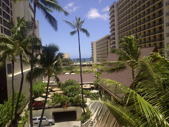 View From Grand Lanai Pool Picture Of Embassy Suites By Hilton