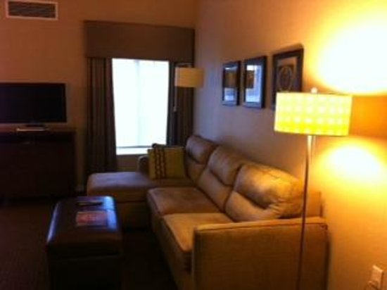 HYATT house Sterling/Dulles Airport-North: Sitting Area