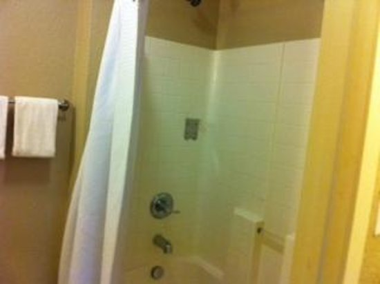 HYATT house Sterling/Dulles Airport-North: Shower