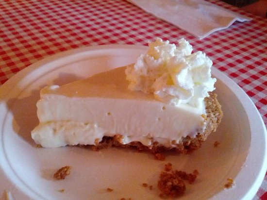 Moby Dick's : Key Lime Pie