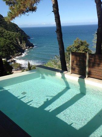 SENSIMAR Grand Mediterraneo Resort & Spa by Atlantica: Room 265 with Private Pool. Amazing!