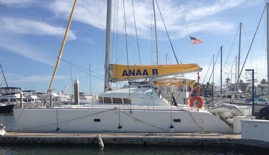 Anaa B Sailing Charters