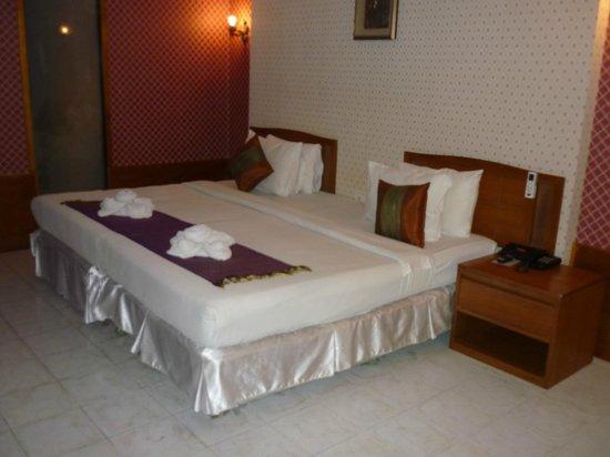 Ao Nang Beach Resort: Standard room