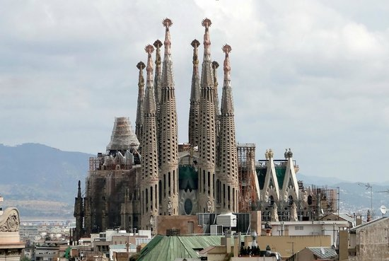 Basilica of the Sagrada Familia: Church of the Sacred Family