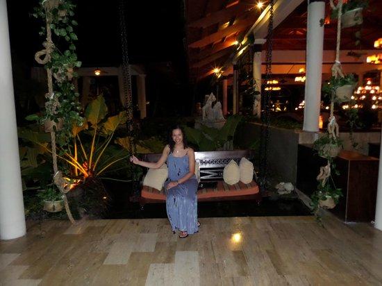 Paradisus Punta Cana: swing