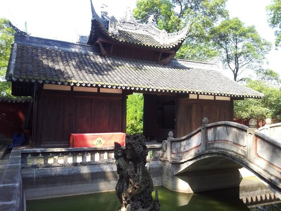 Jiangyou, China: ford every stream
