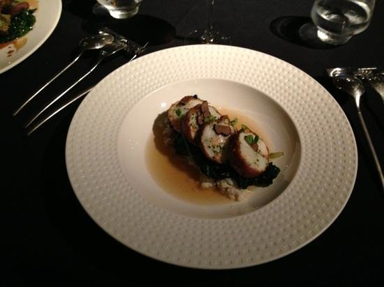 Hayman Island, Australia: lobster main at Fontaine
