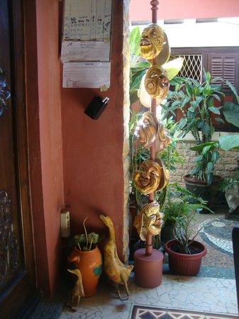 Losmen Setia Kawan : de la jolie déco partout