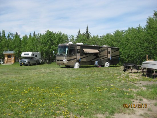 Six Mile River Resort : The RV Park