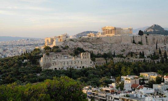 Atenas, Grecia: Acropolis