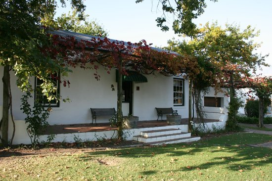 Bo La Motte Farm Cottages : The Oak Cottage