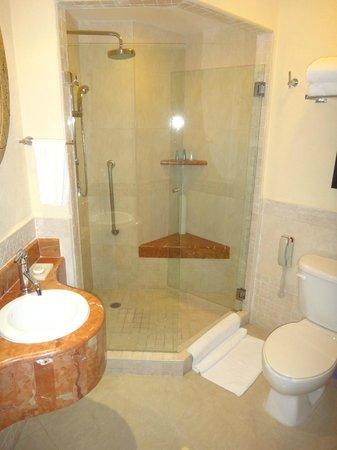 The Royal Playa del Carmen: banheiro