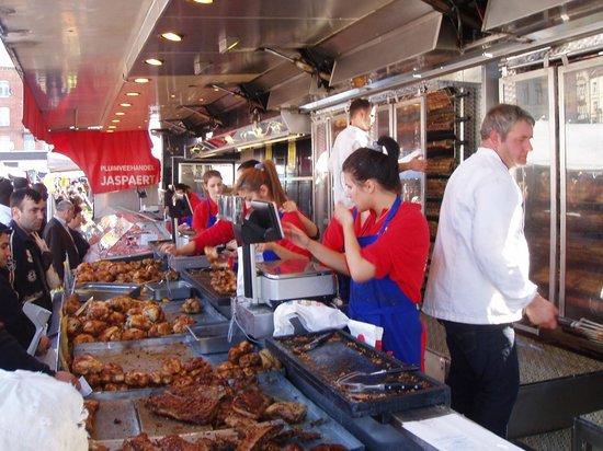 Flea Market at Jeu de Balle: Bones