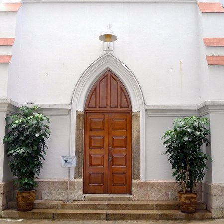 The Hong Kong Catholic Cathedral of The Immaculate Conception: Cathedral of Our Lady of The Immaculate Conception