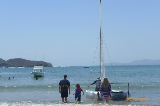 Club Med Ixtapa Pacific: Sailing