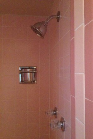Winters Inn: another view of shower