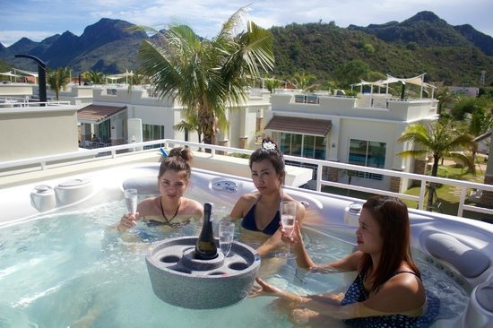 Oriental Beach Pearl Resort Privat Jacuzzi