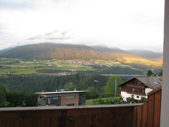 Ferienhaus Panorama: вид с балкона