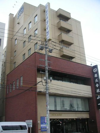 Hotel Mates Asahikawa
