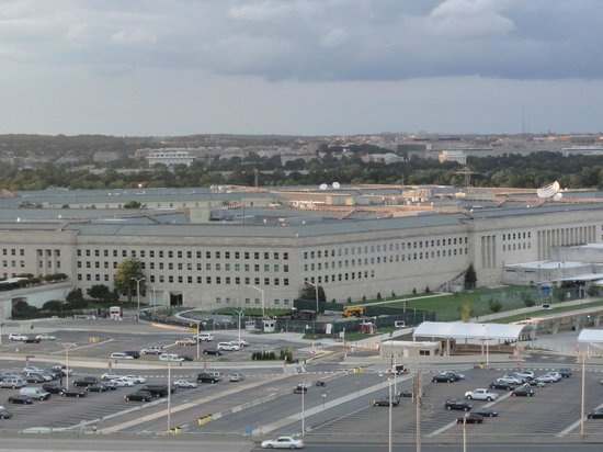 The Pentagon: Pentagon