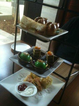 Conrad Bali: Conrad Suite Afternoon Tea