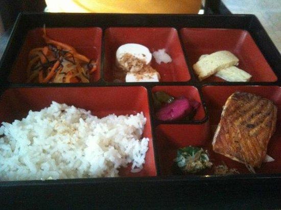 Conrad Bali: Japanese Breakfast!