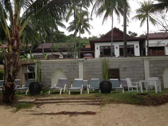 Panwa Boutique Beach Resort : The hotel