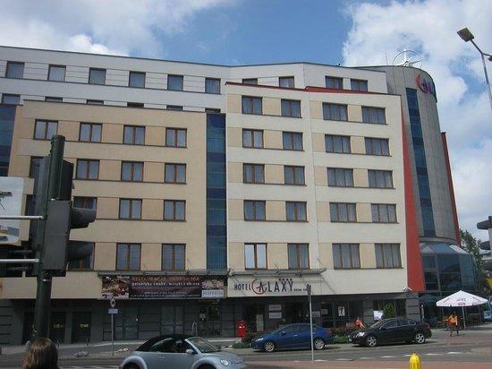 Galaxy Hotel Krakow Spa