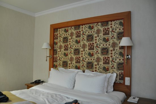 Hotel Continental Zurich - MGallery by Sofitel: room decor