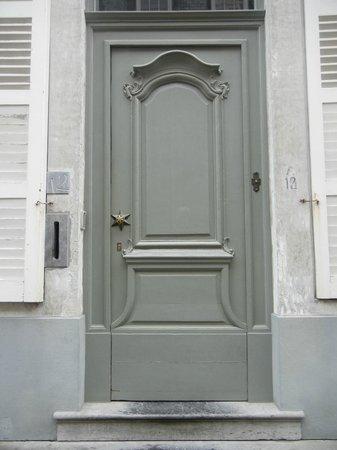 Bed and Breakfast Lut and Bruno Setola: Impressive Front Door