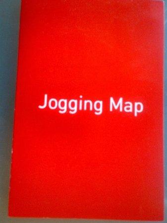 Design Hotel Josef Prague: jogging map mise à dispo dans la chambre